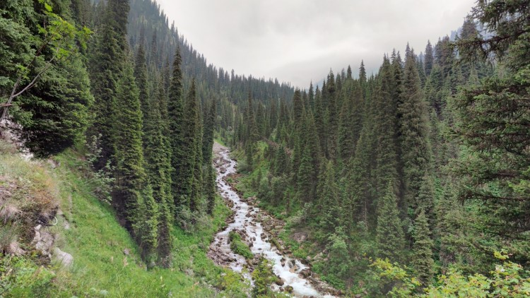 Верховья Алма-Арасан